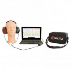 Electrocardiógrafo CM100 con diagnóstico - SST2004
