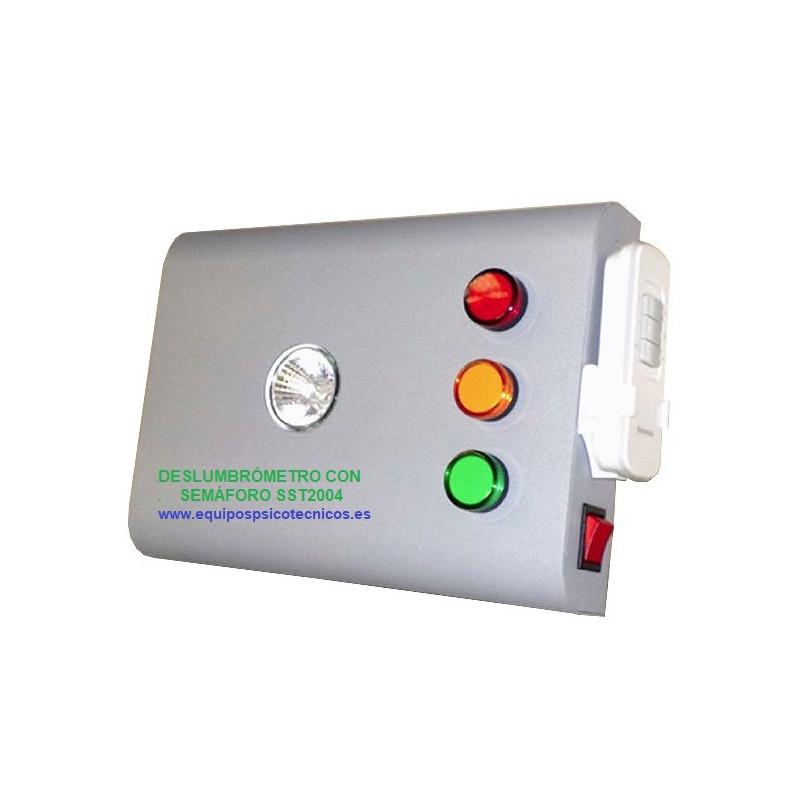 Deslumbrómetro con Semáforo DSL-1 - LNDeter