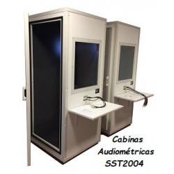 Cabina audiometría C32