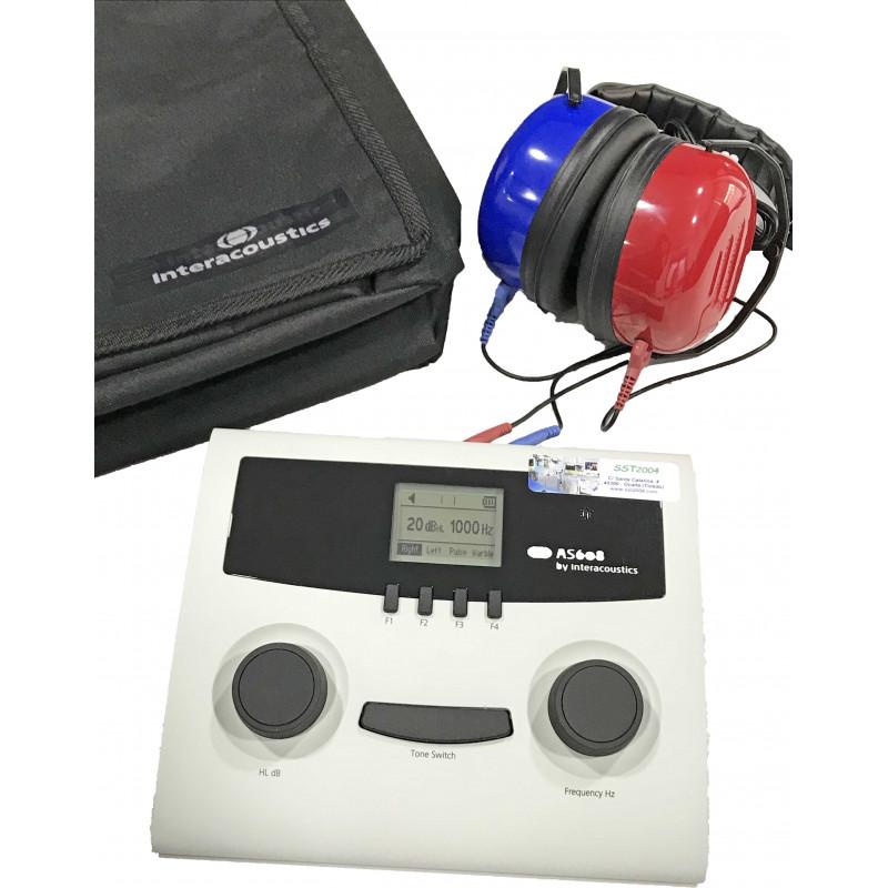 Audiómetro AS608b Interacoustics