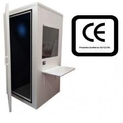 Cabina Audiometría SST80
