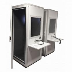 Cabina audiométrica C32 basic