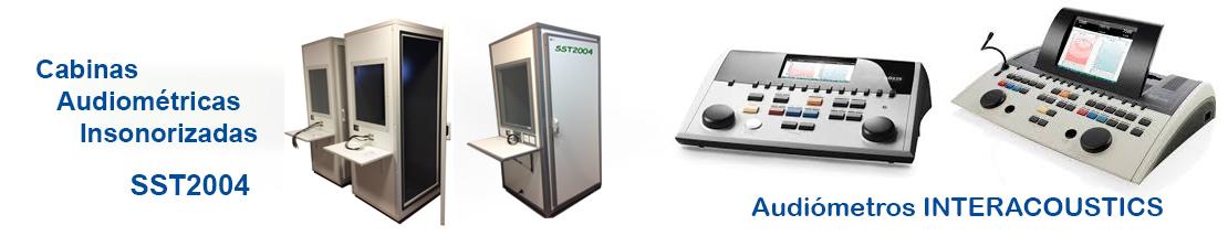 SST2004 - Audiómetros Amplivox Interacoustics